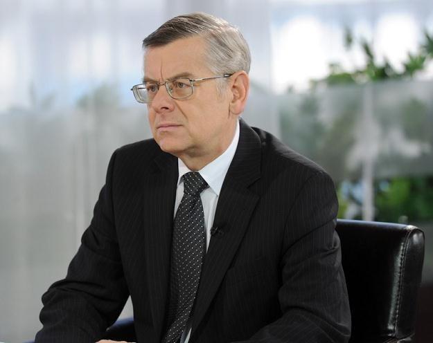 Prof. Tomasz Nałęcz, fot. Piotr Blawicki /Agencja SE/East News
