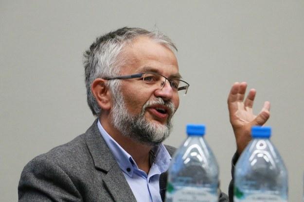 prof. UAM dr hab. Andrzej W. Nowak - Wydział Filozoficzny /UAM /Materiały prasowe