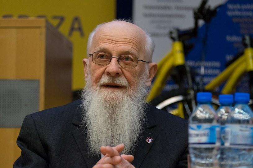 Prof. Walery Pisarek /Paweł Krawczyk /INTERIA.PL