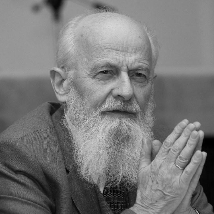 Prof. Walery Pisarek /Tomasz Barański /Reporter