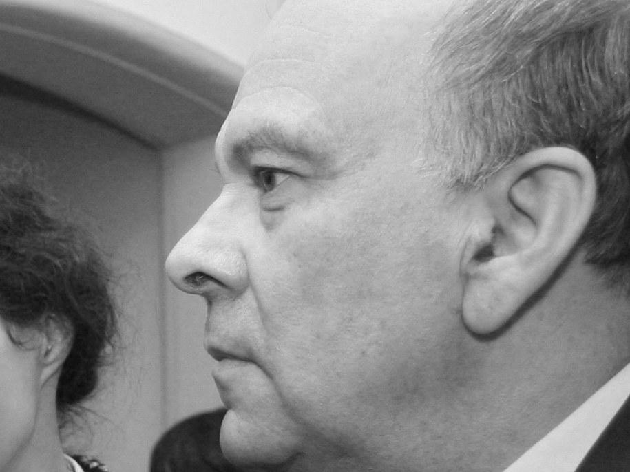 Prof. Wiesław Kozub-Ciembroniewicz /Jacek Bednarczyk /PAP