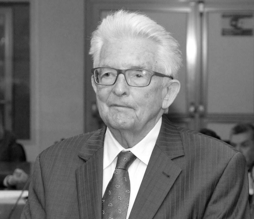 Prof. Wiesław Skrzydło /WSPiA /materiały prasowe