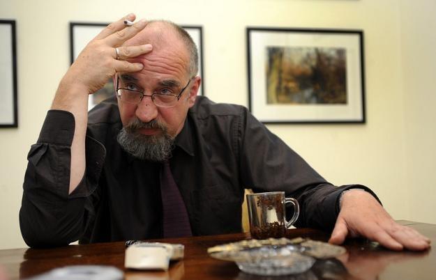 Prof. Witold Modzelewski. Fot. Donat Brykczyński /Reporter