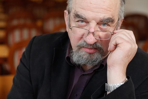 """Prof. Witold Modzelewski. Fot. MAREK WIŚNIEWSKI """"Puls Biznesu """" /FORUM"""