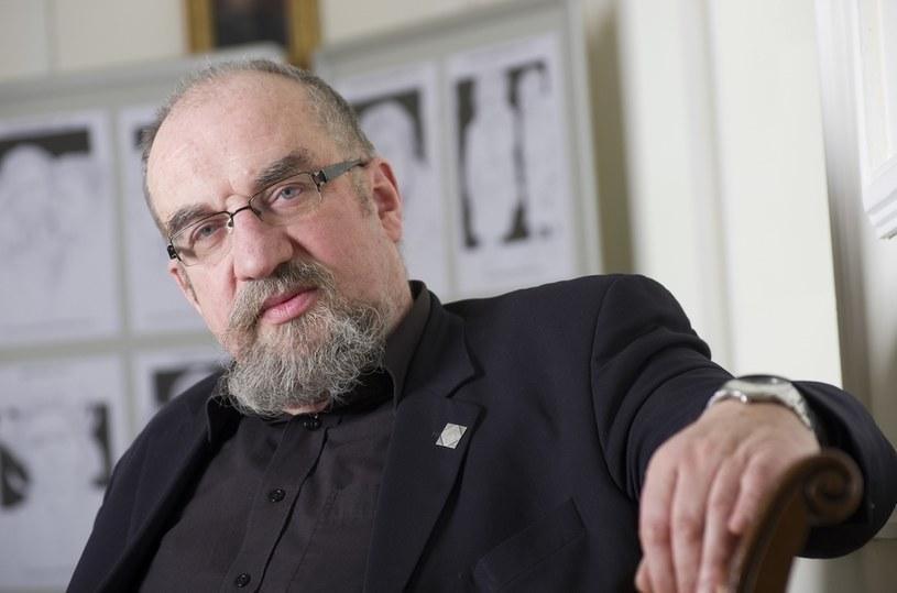 Prof. Witold Modzelewski /Piotr Waniorek /Agencja FORUM