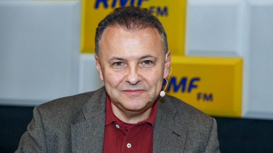 Prof. Witold Orłowski /Michał Dukaczewski /RMF FM