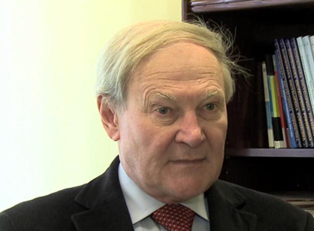 Prof. Władysław Mielczarski, ekspert ds. energetyki /Newseria Biznes
