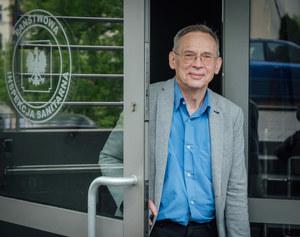Prof. Włodzimierz Gut: Należy natychmiast skontaktować się z lekarzem