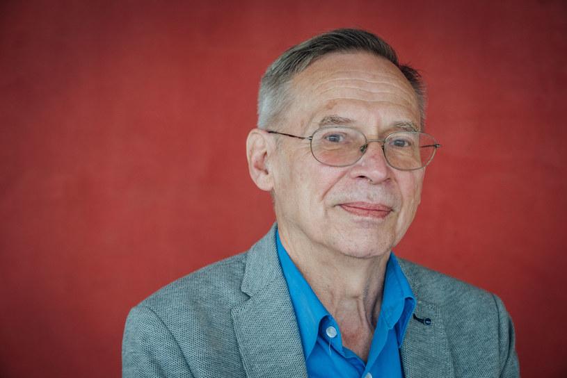 Prof. Włodzimierz Gut / Krzysztof Żuczkowski /Agencja FORUM