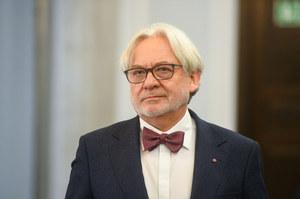 Prof. Wojciech Maksymowicz dla Interii: Szukają na mnie haków