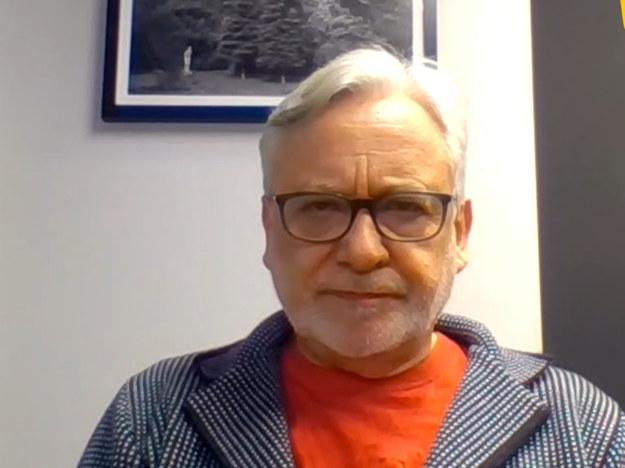 Prof. Wojciech Maksymowicz /Archiwum RMF FM