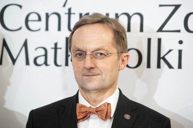 prof. Wojciech Rokita na zdjęciu archiwalnym /Grzegorz Michałowski   /PAP