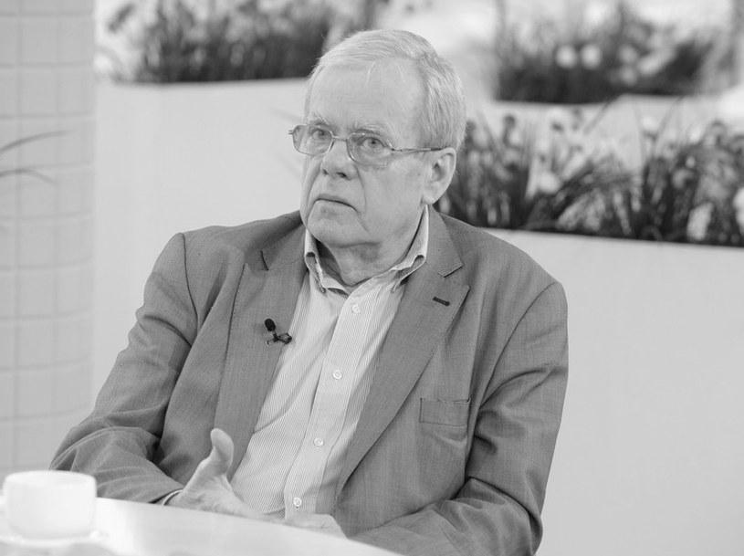 prof. Wojciech Rowiński /AGNIESZKA K. JUREK/DDTVN /East News