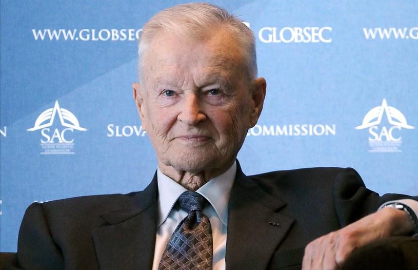 Prof. Zbigniew Brzeziński zmarł w wieku 89 lat /Paweł Supernak /PAP
