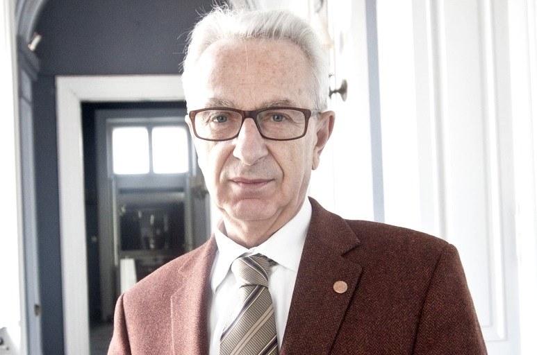 Prof. Zbigniew Lew-Starowicz /Krystian Dobuszyński /Reporter