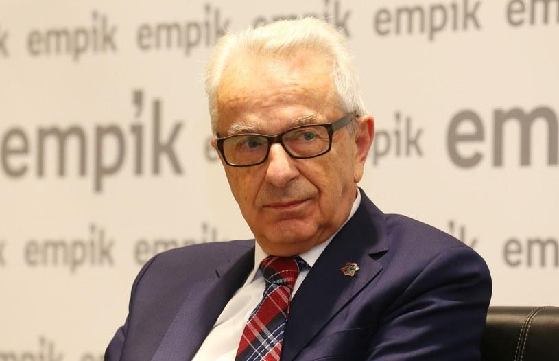 prof. Zbigniew Lew-Starowicz /Mariusz Grzelak/REPORTER /East News