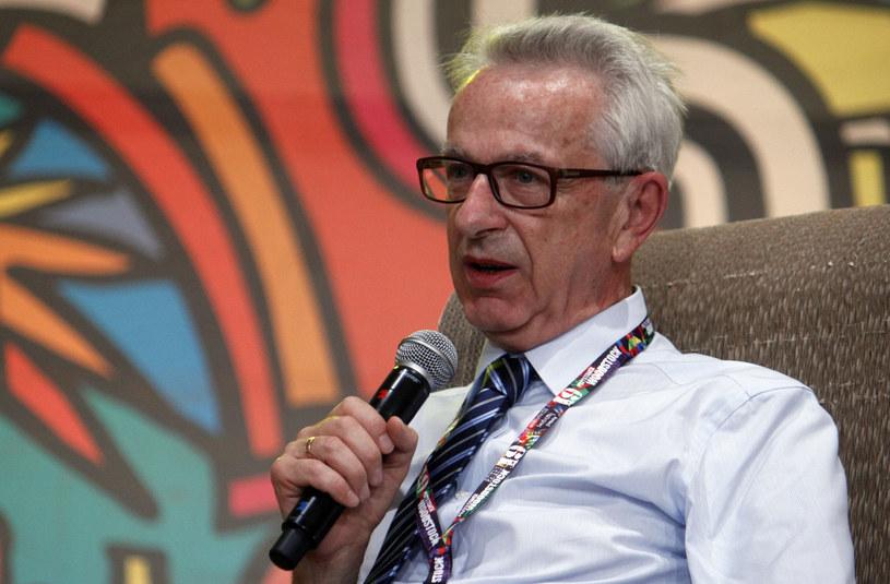 Prof. Zbigniew Lew-Starowicz /Krystian Dobuszyński /East News