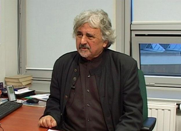 prof. Zbigniew Nęcki /INTERIA.PL