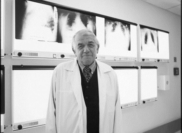 Prof. Zbigniew Religa /Agencja FORUM
