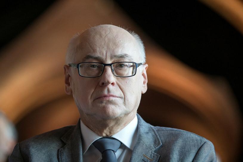 Prof. Zdzisław Krasnodębski /Michal Wozniak/East News /East News