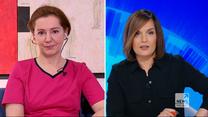 Prof. Życińska o chęci szczepienia się przez seniorów: Jest to bardzo pozytywny objaw