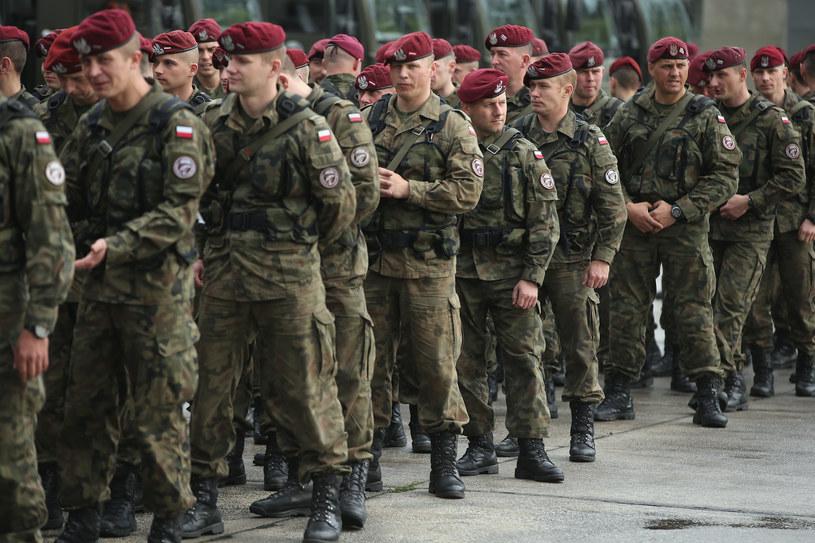 Profesjonalne i silne wojsko - to jeden z priorytetów dla obrony Polski /Getty Images