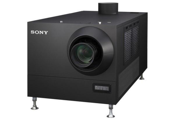 Profesjonalny projektor Sony SRX-T423 /materiały prasowe
