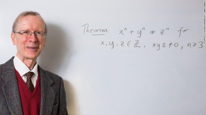Profesor Andrew Wiles /Oxford University /INTERIA.PL