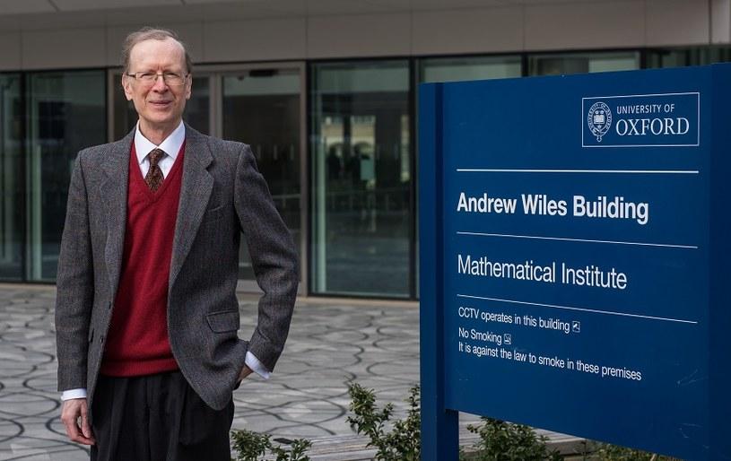 Profesor Andrew Wiles /abelprize.no /INTERIA.PL