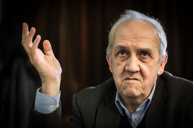 Profesor Andrzej Friszke o wyborach 4 czerwca 1989 roku: Panowało poczucie triumfu i ogromna radość. I świadomość, że to co było dotąd już jest niemożliwe, że wchodzimy w zupełnie inny etap historii Polski / Krzysztof Żuczkowski /Agencja FORUM