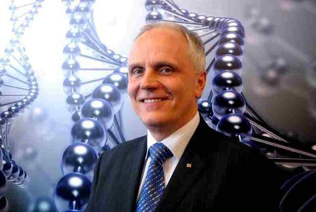 Profesor Andrzej Jajszczyk, szef Narodowego Centum Nauki                         Fot.  M. Lasyk /Reporter