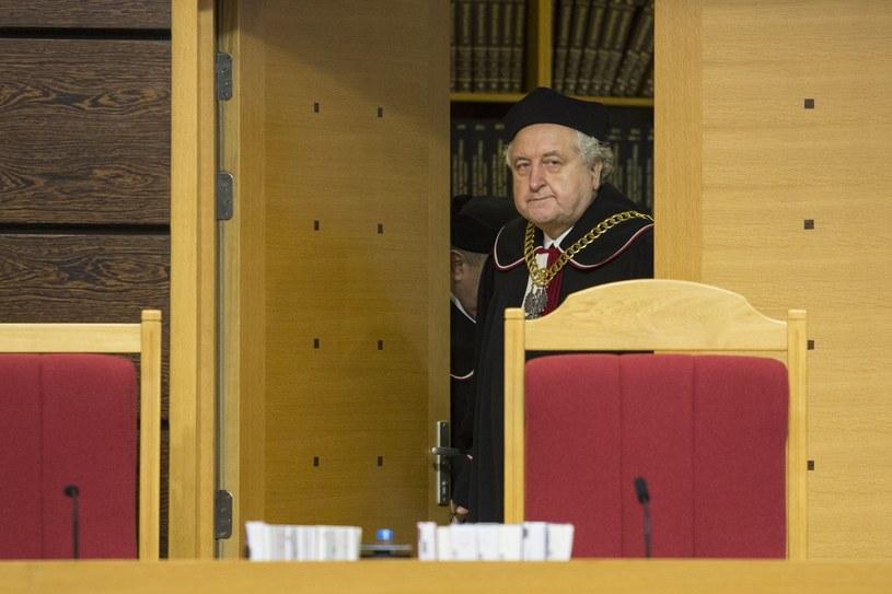 Profesor Andrzej Rzepliński /East News