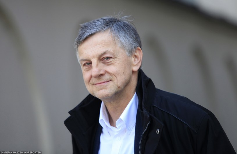Profesor Andrzej Zybertowicz /Stefan Maszewski /Reporter