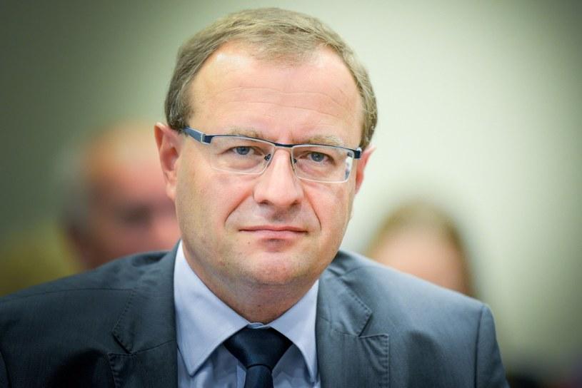 Profesor Antoni Dudek był gościem Popołudniowej rozmowy w RMF FM /Fot. Piotr Kamionka /Reporter