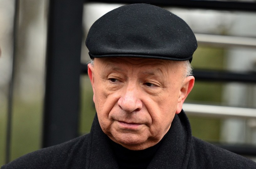 Profesor Bogdan Chazan /Mariusz Graczyński /East News