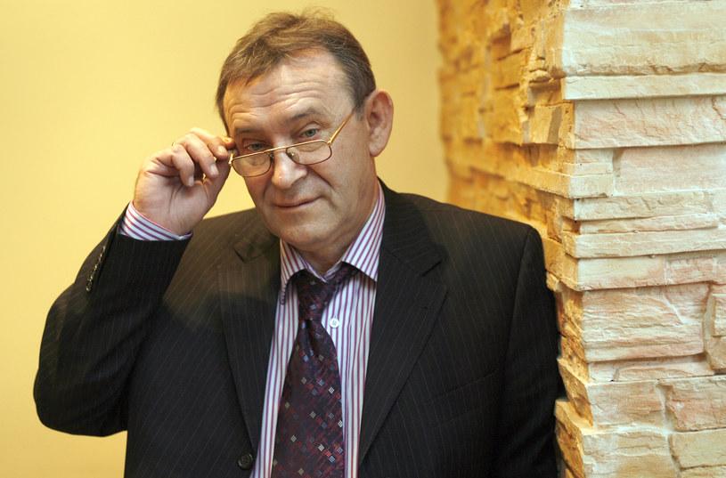 Profesor doktor habilitowany Henryk Cioch /Wojciech Pacewicz /Agencja FORUM