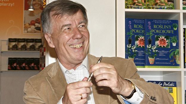 Profesor Jan Miodek /  /AKPA