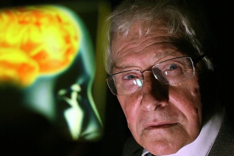 Profesor Jerzy Vetulani, fot. Tomasz Zurek/REPORTER /East News