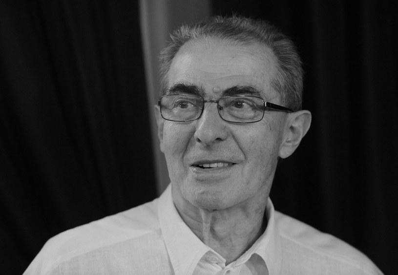 Profesor Karol Modzelewski / Andrzej Rybczyński    /PAP