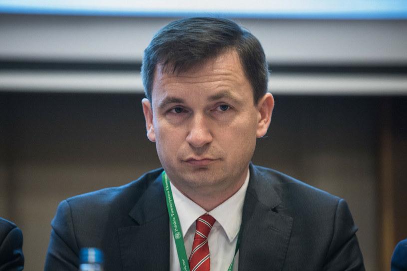 Profesor Łukasz Hardt, członek Rady Polityki Pieniężnej /Michał Woźniak /East News