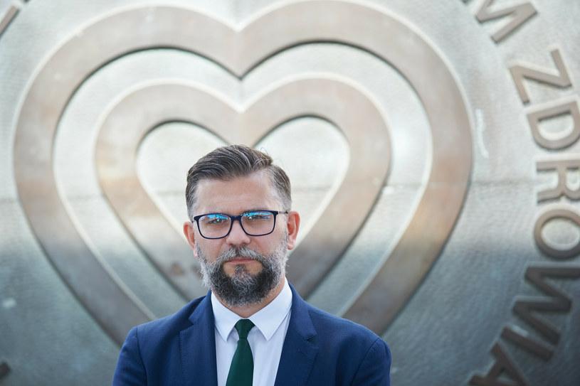 Profesor Maciej Banach /LUKASZ SZELAG/REPORTER /East News
