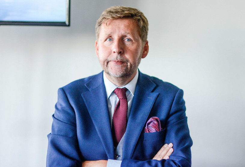 Profesor Marek Migalski: Niskie notowania Małgorzaty Kidawy-Błońskiej zaczęły przekładać się na niskie notowania Platformy Obywatelskiej /Tadeusz Wypych /Reporter