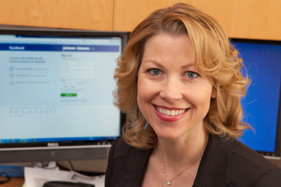 Profesor Pamela Keel z FSU /FSU Photography Services /Materiały prasowe