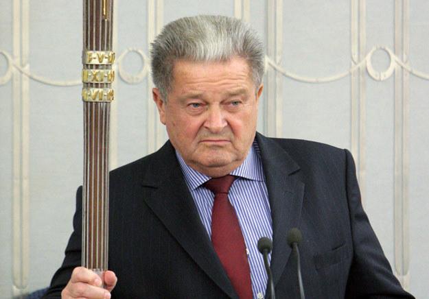 Profesor Ryszard Bender miał 84 lata /Paweł Supernak /PAP