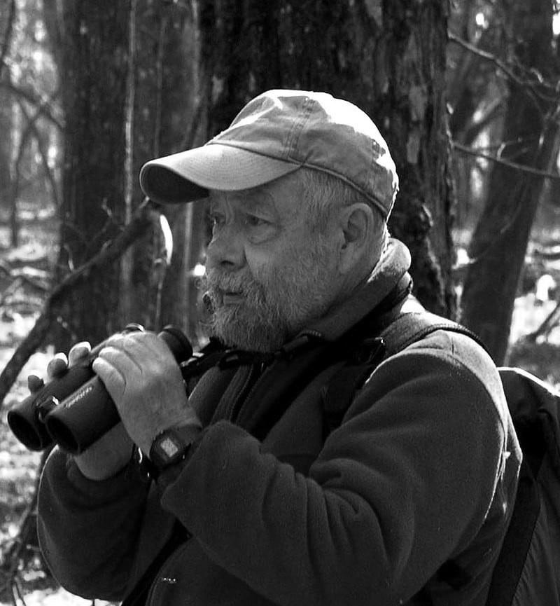 Profesor Tomasz Wesołowski, źródło: Zakład Ekologii Behawioralnej UW /facebook.com