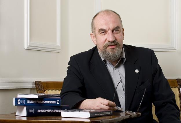 Profesor Witold Modzelewski /Newseria Biznes