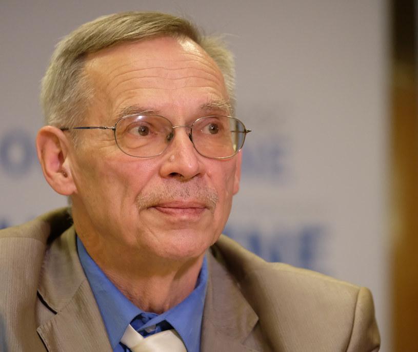 Profesor Włodzimierz Gut /Mateusz Grochocki /East News