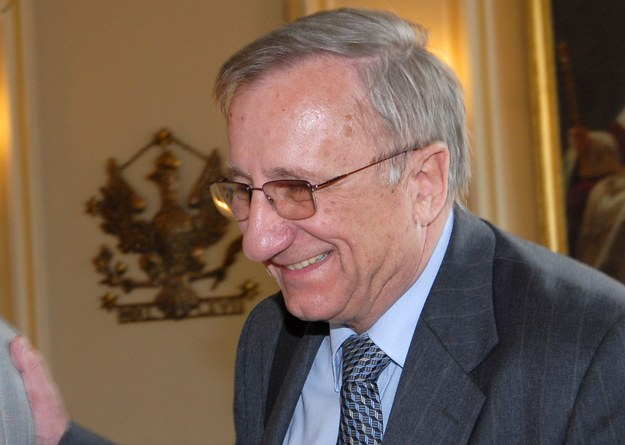 Profesor Zdzisław Kędzia [zdj. archiwalne] /PAP/Andrzej Rybczyński  /PAP