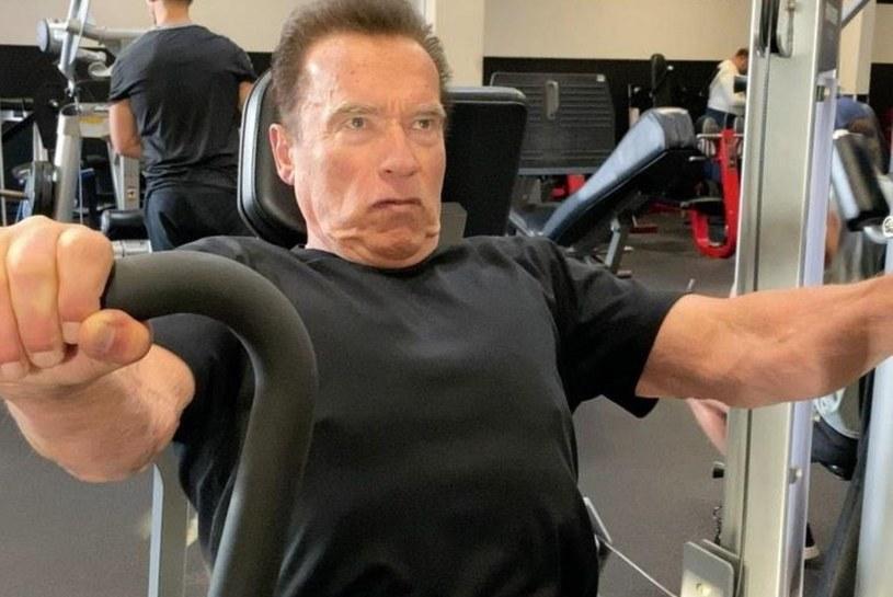 Profil Arnolda Schwarzeneggera obserwuje ponad 19 mln ludzi /FaceToFace /Reporter