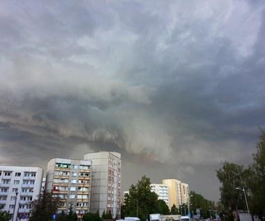 Prognoza na najbliższe dni. IMGW ostrzega przed burzami